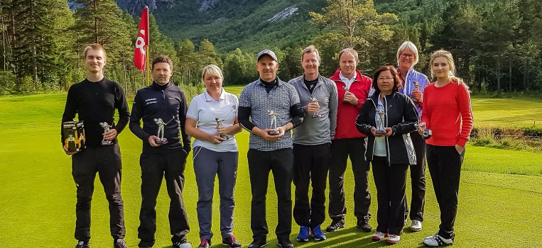 Klubbmesterskapet 2017 Resultater