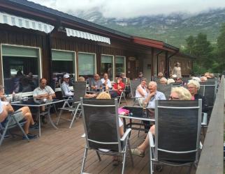 Scandic Scramble for par, thaiaften og Tore Sivertsen & Stone Age live på golfkroa!