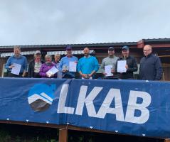 LKAB Snorturnering 2019 – resultater