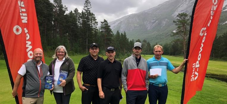 Narvik Bensin Parturnering