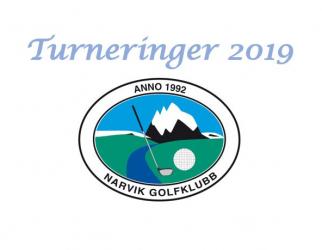 TURNERINGSLISTE 2019