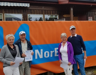 NorEngros Flaggolf, Narvik Bensin Parturnering & årets andre VTG-kurs