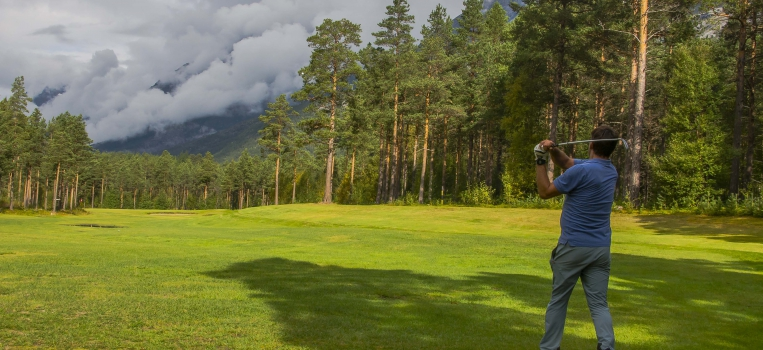 Hva er golfens helseeffekt?