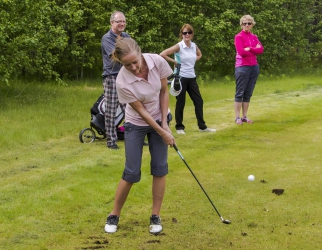Årets første Veien Til Golf-kurs 8-10 Mai!